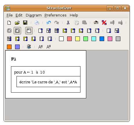 Structorizer Create Nassi Shneiderman Diagrams Gui